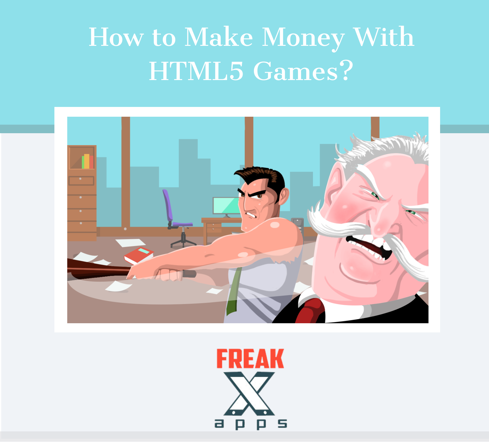 How to make money with HTML5 games?